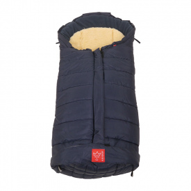 Saco piel de cordero Artick Thermo Plus 6-36m - Marino