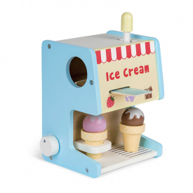 Máquina de helados - 36m+